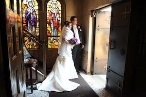 embry's Furs Winter Wedding