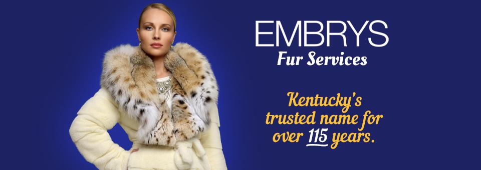 Embrys Fur Services Kentucky Fur Dealer